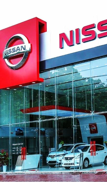 Nissan Lào Cai